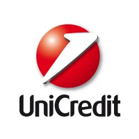 UniCredit Bank logo banky.